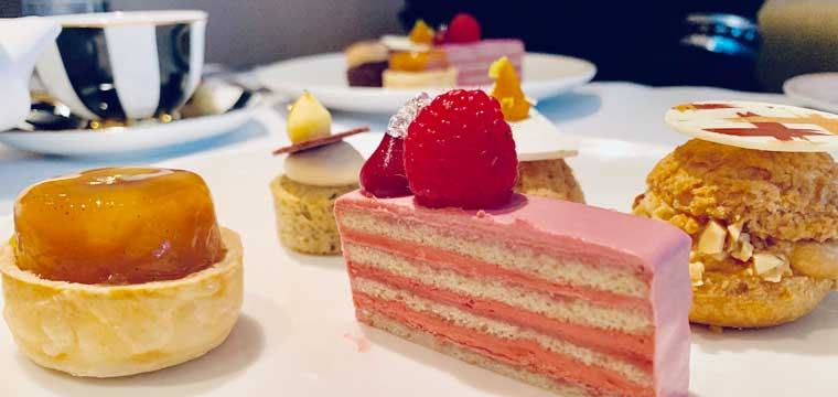 High Tea at the Grand Hyatt Melbourne