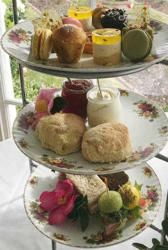 High Tea at voco Kirkton Park