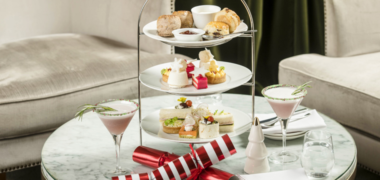 Christmas High Tea at the Sheraton Melbourne Hotel