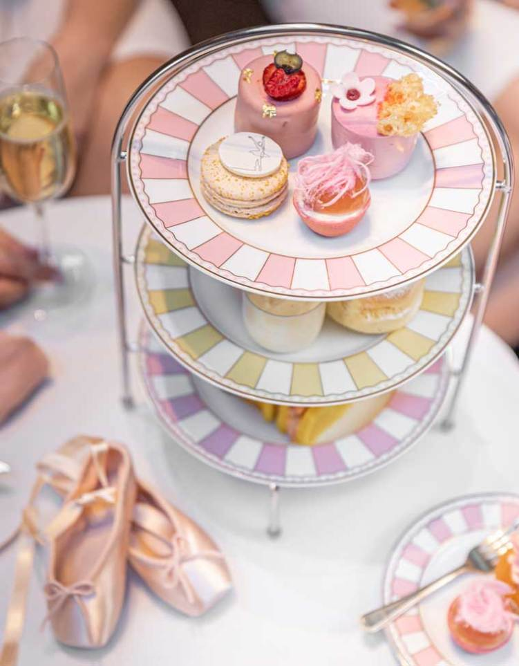The Nutcracker High Tea at the InterContinental Sydney - supplied photo