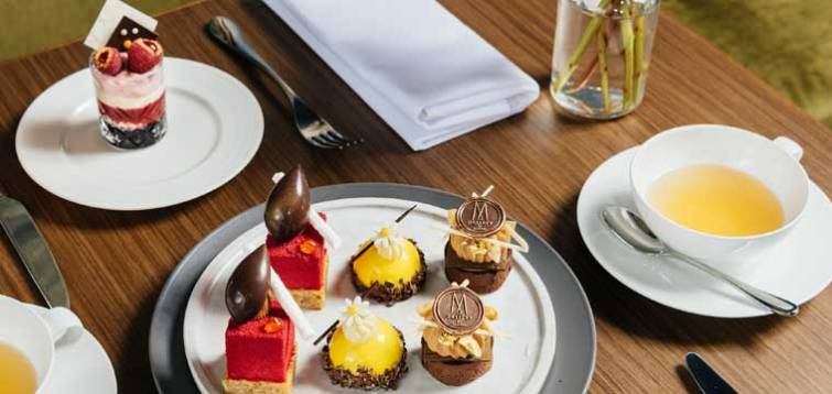 High Tea at Hotel Chadstone Melbourne