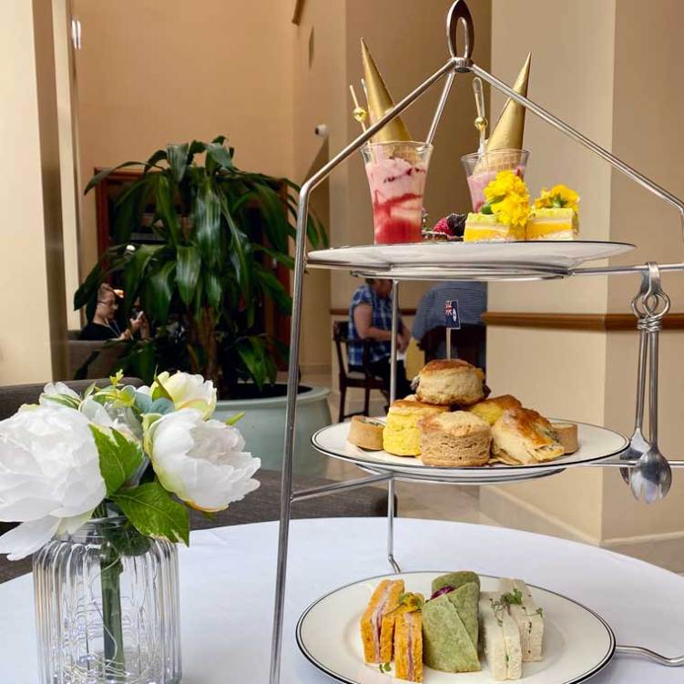 Queensland High Tea