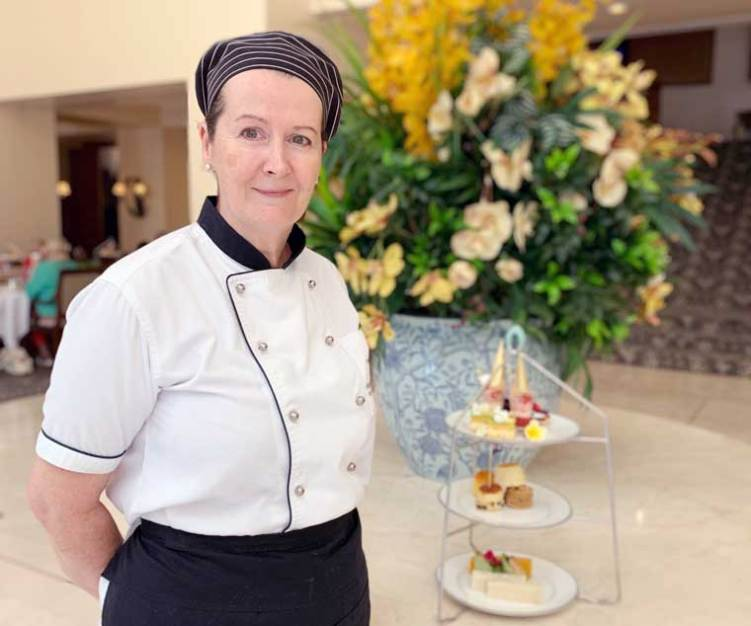 Executive Pastry Chef, Eilidh Fitzsimmons