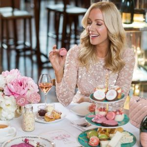 Claris High Tea & Megan Hess