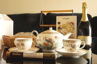 High Tea delivered by the Como Treasury Perth