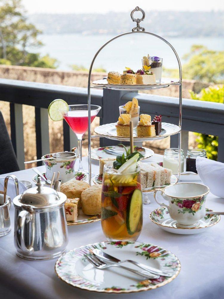 High Tea at Gunners Barracks Sydney