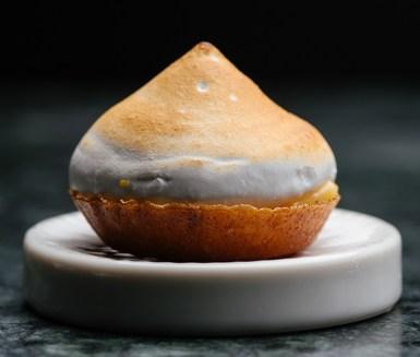 Lemon Myrtle Meringue Pie