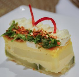 Garlic Vegetable Frittata