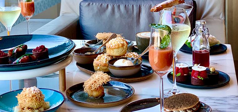 Afternoon Tea at Park Hyatt Sydney