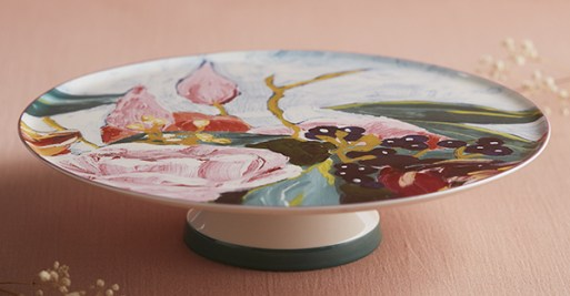 Ecology Footed Cake Stand Bloom