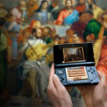 No Louvre com a Nintendo