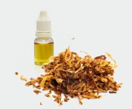 Cigarro Eletrónico - Variação de tabaco