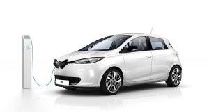 Renault Zoe, o citadino elétrico