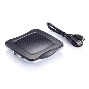 Carregador à base de energia solar, da XD Design