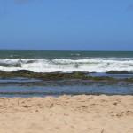 A praia vai estar boa hoje?