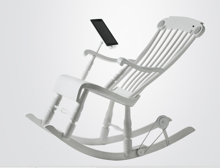 iRock, uma cadeira alternativa