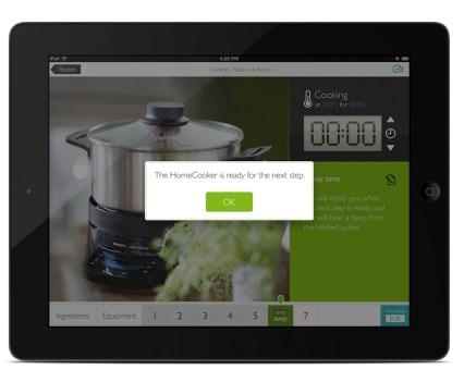 HomeCooker, uma parceria entre Jamie Oliver e a Philips