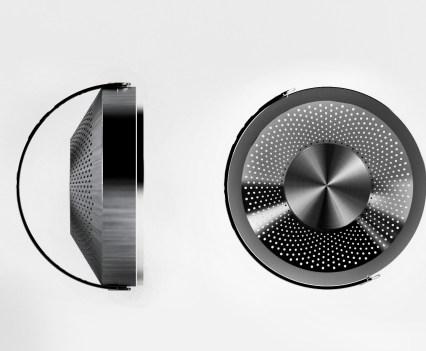 Design. iN:cline speaker, by Dongsung Jung