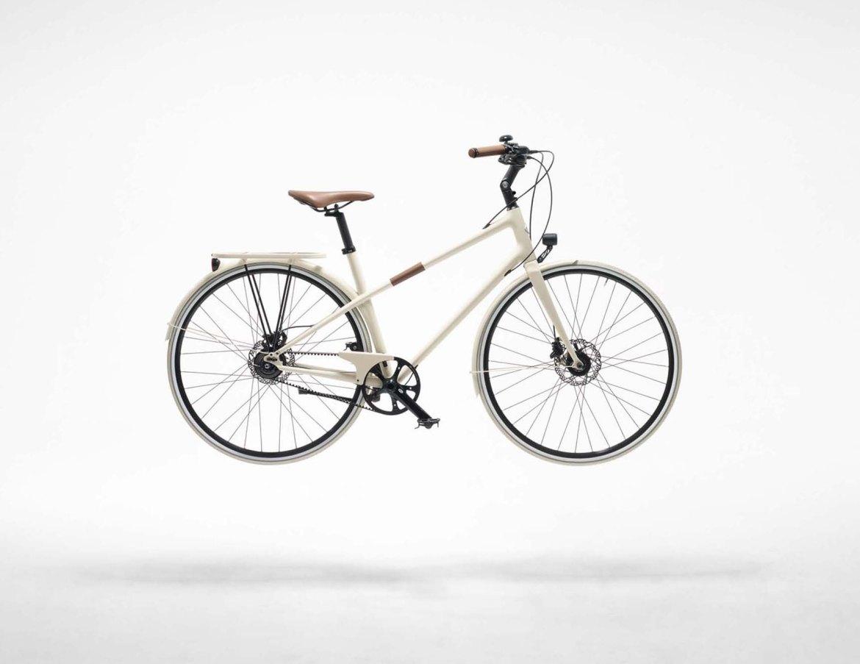 Le Flaneur d Hermes, a bicicleta