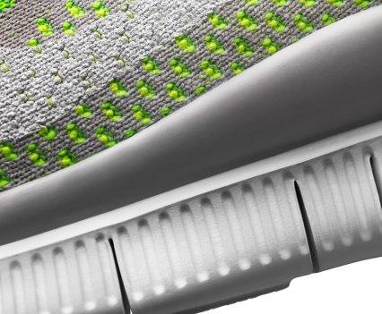 Corrida. Nike Free Flyknit