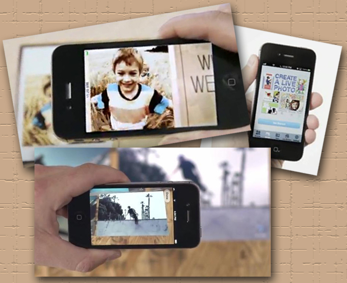 HP Live Photo e a Realidade aumentada