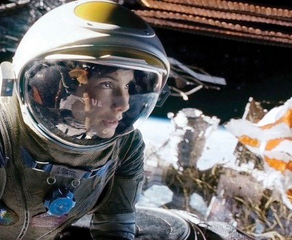 Gravidade | Gravity - Sandra Bullock