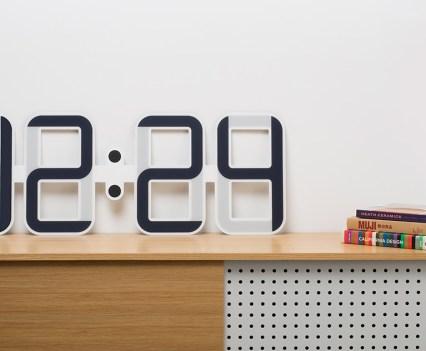 ClockOne, relógio em papel eletrónico da Twelve24