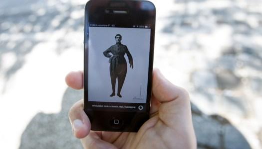 Uma app para descobrir Almada Negreiros