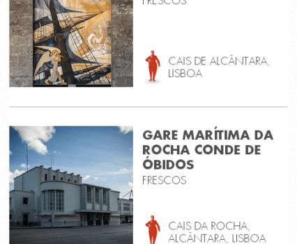 A Lisboa de Almada, app sobre Almada Negreiros
