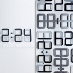 Relógio de papel