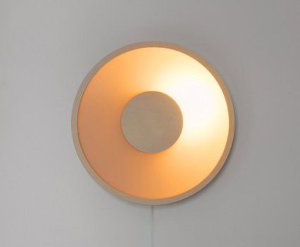 Kolo Magnet, para iluminar. Criação do designer Pani Jurek e do arquitecto Piotr Musialowski