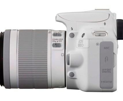 Canon EOS 100D branca
