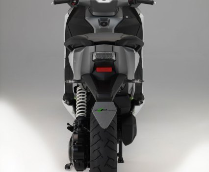 Scooter BMW C Evolution, amiga do ambiente