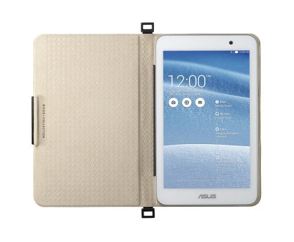 Tablet ASUS MeMO Pad 7, na capa Carry Me