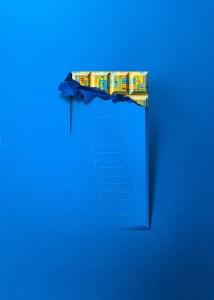 Ilustração de Eiko Ojala, para a nova campanha da Intel