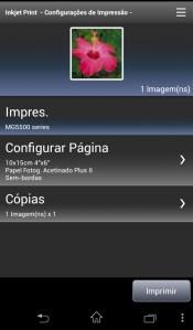 Impressoras. Pixma Printing Solutions App
