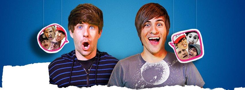 Novas Celebridades. YouTubers. Smosh. Ian Hecox e Anthony Padilla