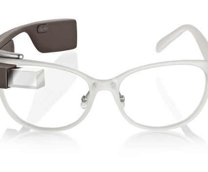 Google Glass by Diane von Furstenberg