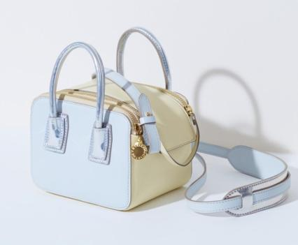 Linda, a bolsa desenhada pela criadora de moda Stella McCartney para a Canon
