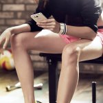 Smartphone: Estética Alpha