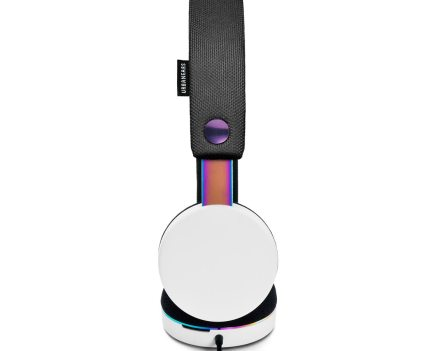 Headphones Humlan. Parceria entre a Urbanears e Marc By Marc Jacobs