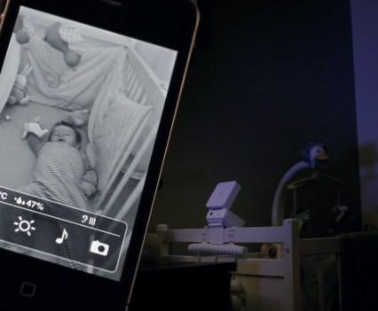 Bebé. Monitor Inteligente com vídeo, da Withings
