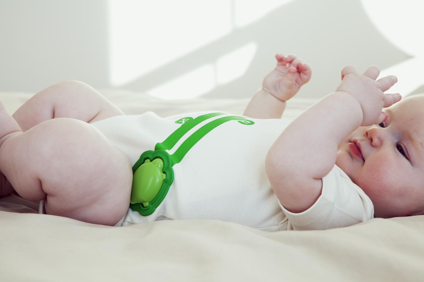 Bebé. Monitor Mimo