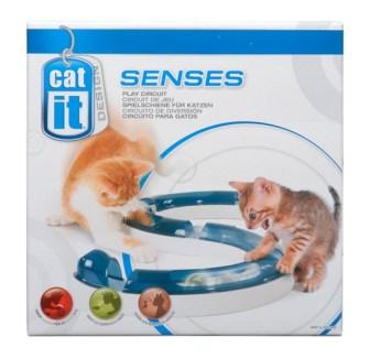 Gatos. Play circuit, da Hagen, um jogo para gatos