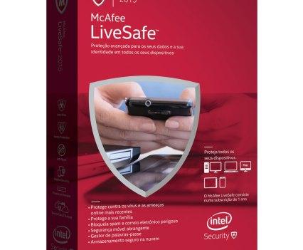 Segurança na Internet. McAfee LiveSafe 2015