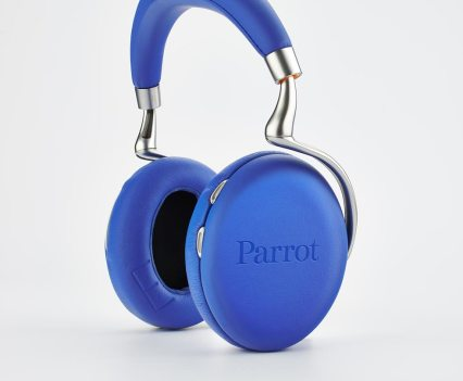Headphones Zik 2.0, da Parrot