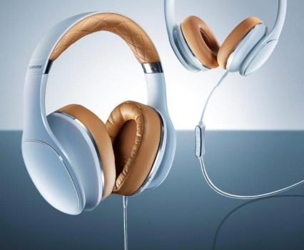 Headphones. Auscultadores Level Over, da Samsung