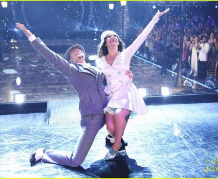 Novas Celebridades. YouTubers. Bethany Mota. em Dancing with the Stars com Derek Hough