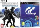 Ideias de Natal... Para eles. Jogos Gran Turismo 6 e Company of Heroes 2