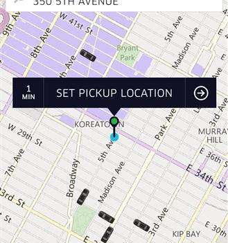 Apps de emergência. Uber, táxis pelo smartphone